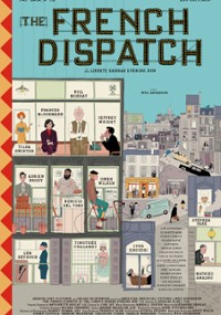 The French Dispatch [2020] Cały Film Napisy PL Online