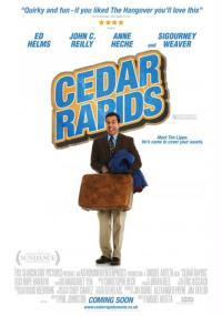 Cedar Rapids (2011) plakat