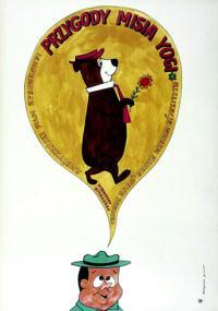 Miś Yogi: Jak się macie, misia znacie (1964) plakat