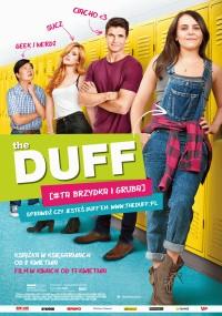 The Duff [#ta brzydka i gruba] (2015) plakat