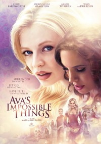 Ava's Impossible Things (2015) plakat