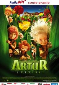 Artur i Minimki (2006) plakat