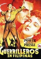 plakat - Amerykańska partyzantka na Filipinach (1950)