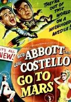 Abbott i Costello lecą na Marsa
