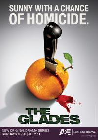 Zbrodnie Palm Glade (2010) plakat