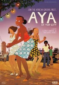 Aya z Yopougon (2013) plakat