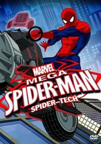Mega Spider-Man (2012) plakat
