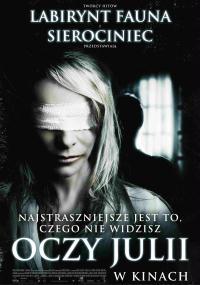 Oczy Julii (2010) plakat