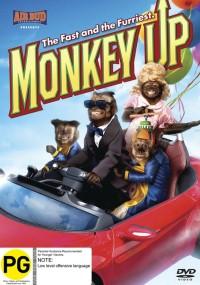 Monty: Małpia gwiazda (2016) plakat