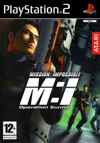 Mission: Impossible - Operation Surma (2003) plakat