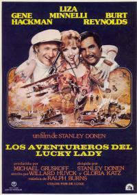 Szczęściara (1975) plakat