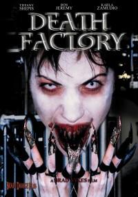 Fabryka śmierci (2002) plakat