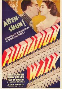 Promenada miłości (1934) plakat