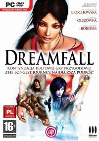 Dreamfall: The Longest Journey (2006) plakat