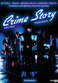 Crime Story (1986) plakat