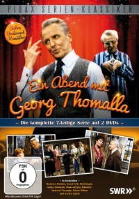 Ein Abend mit Georg Thomalla (1982) plakat