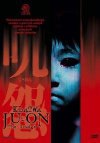 Klątwa Ju-on (2002) plakat