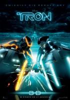 plakat - Tron: Dziedzictwo (2010)