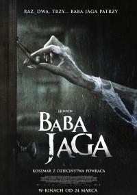 Baba Jaga (2016) plakat