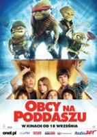 plakat - Obcy na poddaszu (2009)