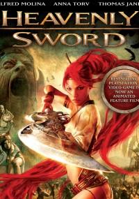 Heavenly Sword. Niebiański Miecz (2014) plakat