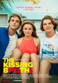 The Kissing Booth 3 (2021) plakat
