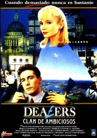 Maklerzy (1989) plakat