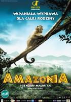 plakat - Amazonia. Przygody małpki Sai (2013)