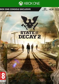 State of Decay 2 (2018) plakat