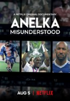 plakat - Anelka: Piłkarz niezrozumiany (2020)