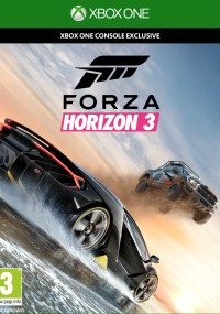 Forza Horizon 3 (2016) plakat
