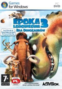 Epoka lodowcowa 3: Era dinozaurów (2009) plakat