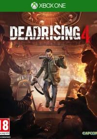 Dead Rising 4 (2016) plakat