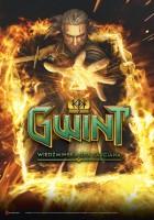 plakat - Gwint: Wiedźmińska gra karciana (2018)