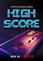 plakat - High Score: Złota era gier (2020)