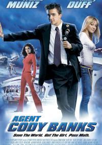 Agent Cody Banks (2003) plakat