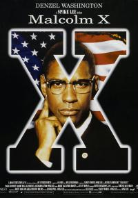 Malcolm X (1992) plakat