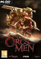 plakat - Of Orcs and Men (2012)