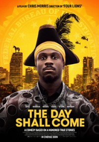 The Day Shall Come (2019) plakat