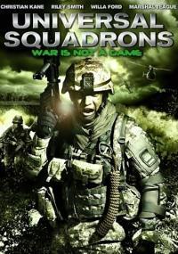 Universal Squadrons (2011) plakat