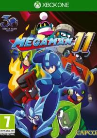 Mega Man 11 (2018) plakat