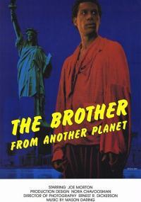 Brat z innej planety