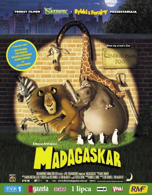 Madagaskar online na Zalukaj