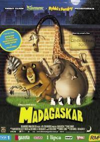 Madagaskar (2005) plakat