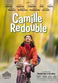 Camille powtarza rok (2012) plakat