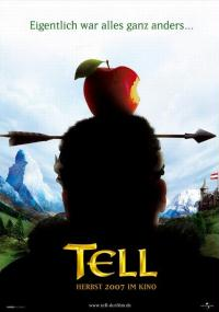 Nowa historia Wilhelma Tella (2007) plakat