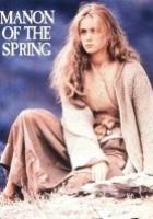 Manon u źródeł (1986) plakat