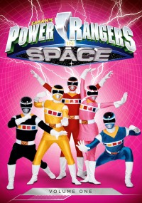 Power Rangers w Kosmosie (1998) plakat