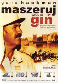 Maszeruj albo giń (1977) plakat
