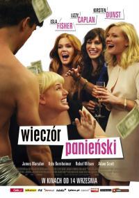 Wieczór panieński (2012) plakat